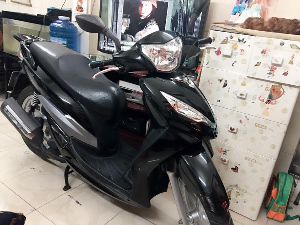 SYM Shark 125cc mau den chinh chu bstp
