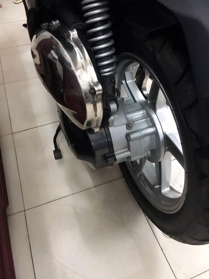SYM Shark 125cc mau den chinh chu bstp - 2
