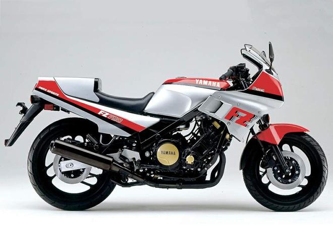 Ten tuoi de che Yamaha duoc tao nen tu nhung mau xe huyen thoai - 9