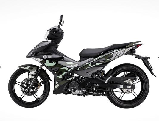 Ten tuoi de che Yamaha duoc tao nen tu nhung mau xe huyen thoai - 11