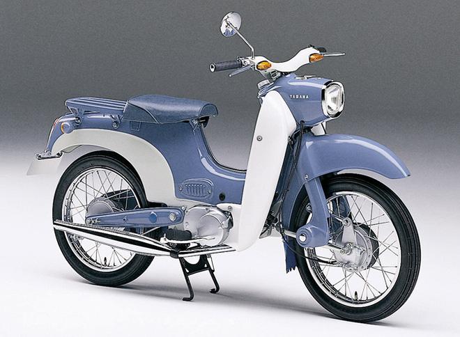 Ten tuoi de che Yamaha duoc tao nen tu nhung mau xe huyen thoai - 4