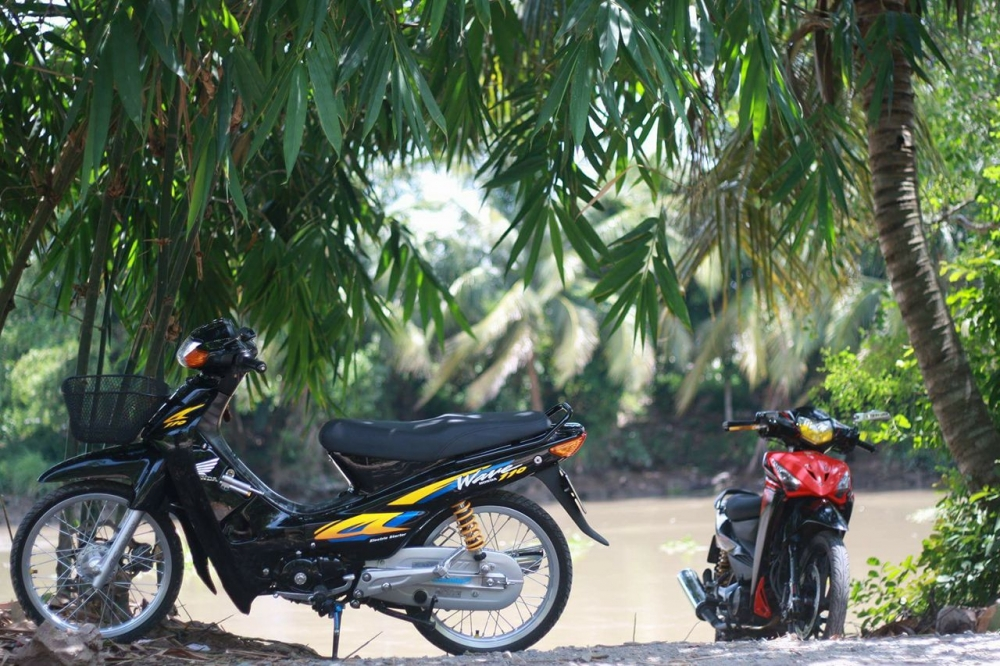 Wave 110 do full do choi hang hieu cua dan choi Viet - 9