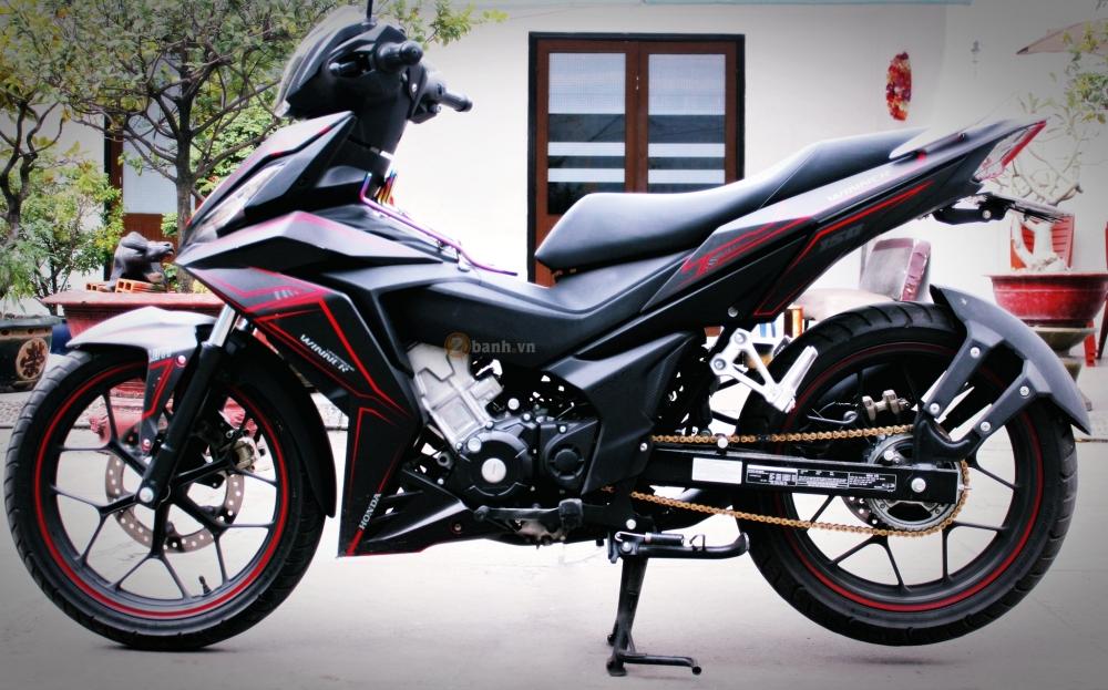 Winner 150 tao net voi bo ao den duong gan do - 12