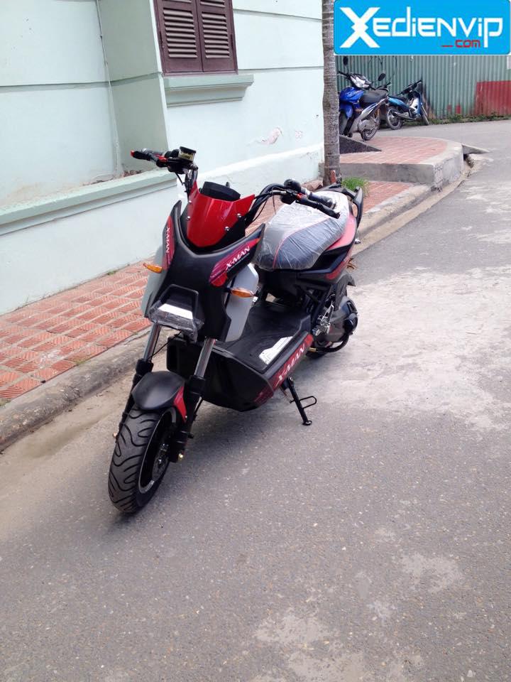 Xe dien chinh hang bao hanh 3 nam co giay kiem dinh chat luong ho tro mua xe tra gop - 3