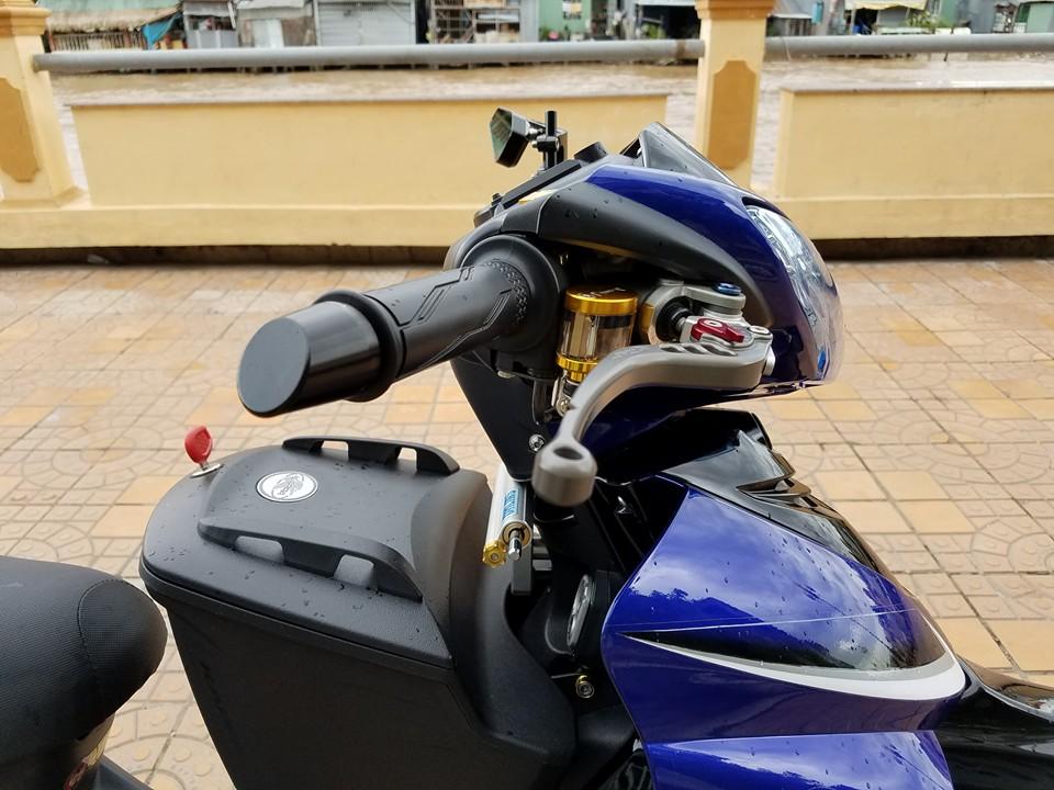 Yamaha Jupiter voi nhung mon do choi dat tien - 3