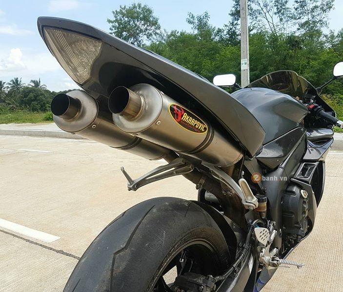 Yamaha R1 day cung cap voi phien ban Machine Grey - 7