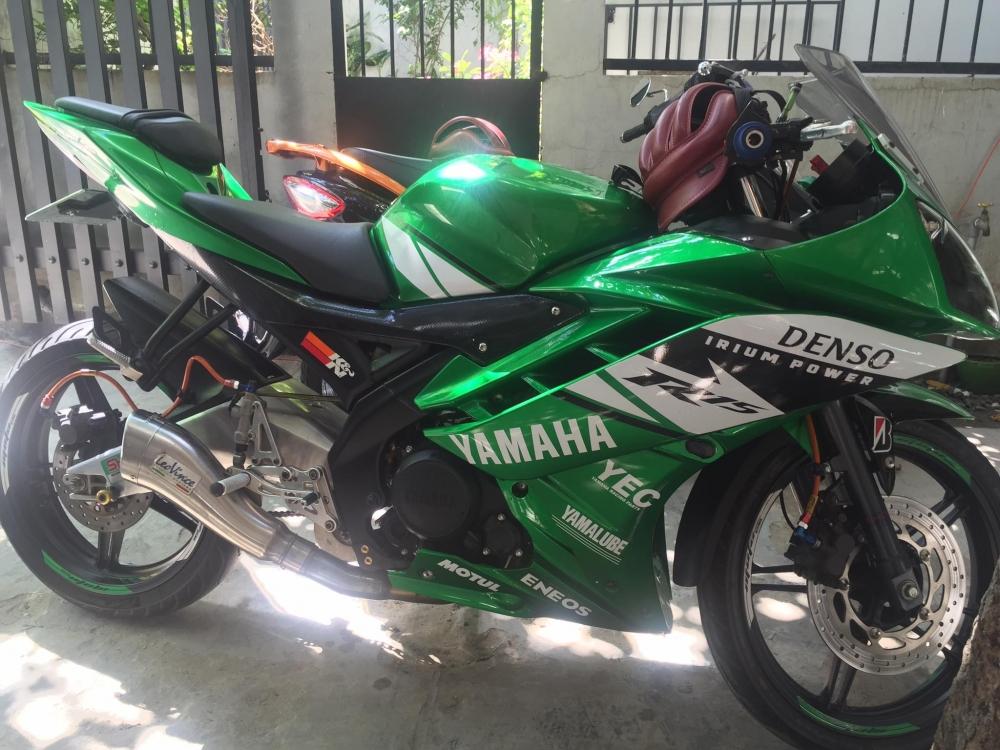 Yamaha R15 full power voi dan do choi - 4
