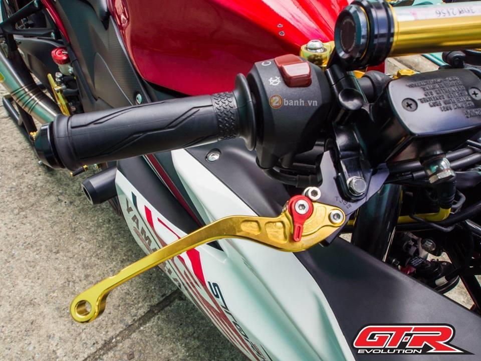 Yamaha R3 day phong cach voi ban do tu GTR Evolution - 3