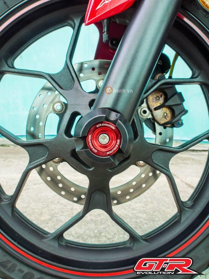 Yamaha R3 day phong cach voi ban do tu GTR Evolution - 5