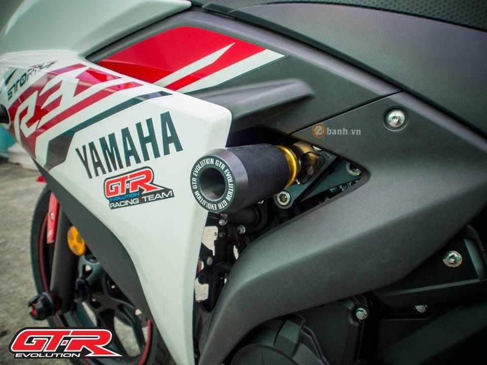 Yamaha R3 day phong cach voi ban do tu GTR Evolution - 7