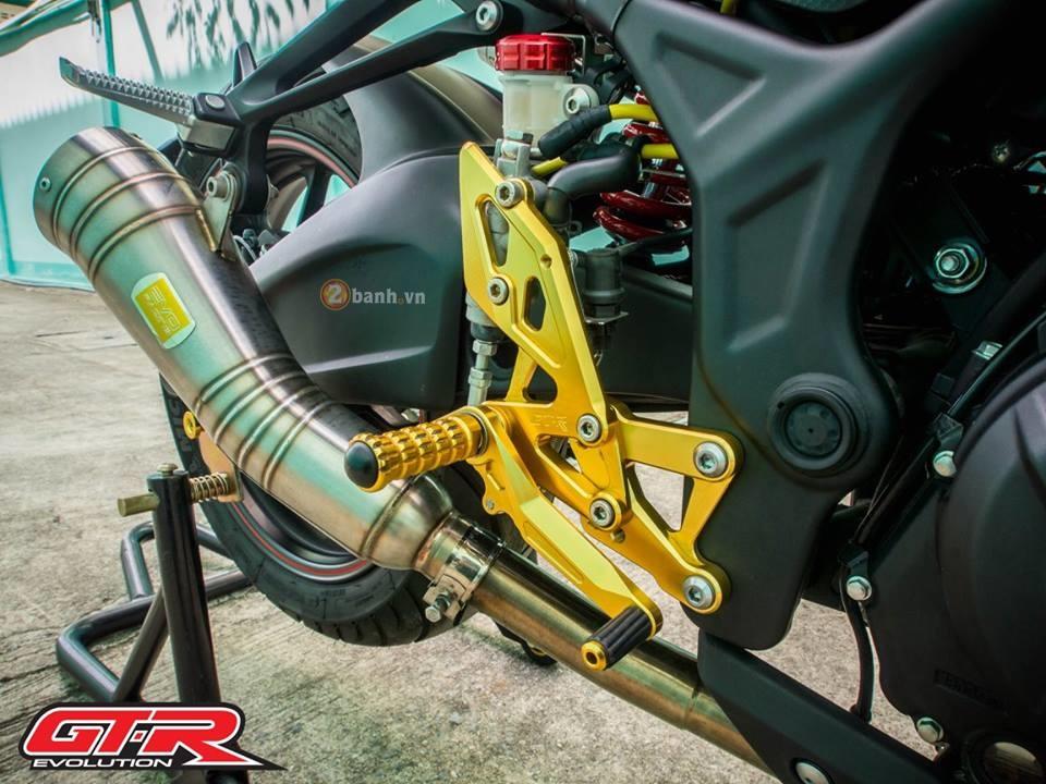 Yamaha R3 day phong cach voi ban do tu GTR Evolution - 12