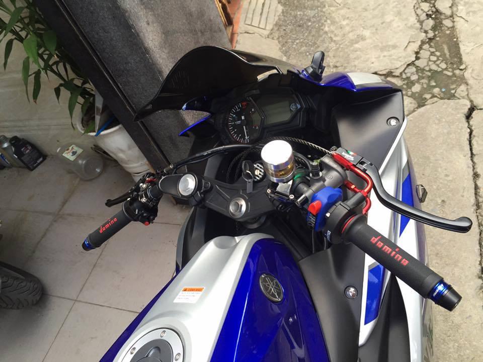 Yamaha R3 do nhe nhung day chat choi cua biker Viet - 3