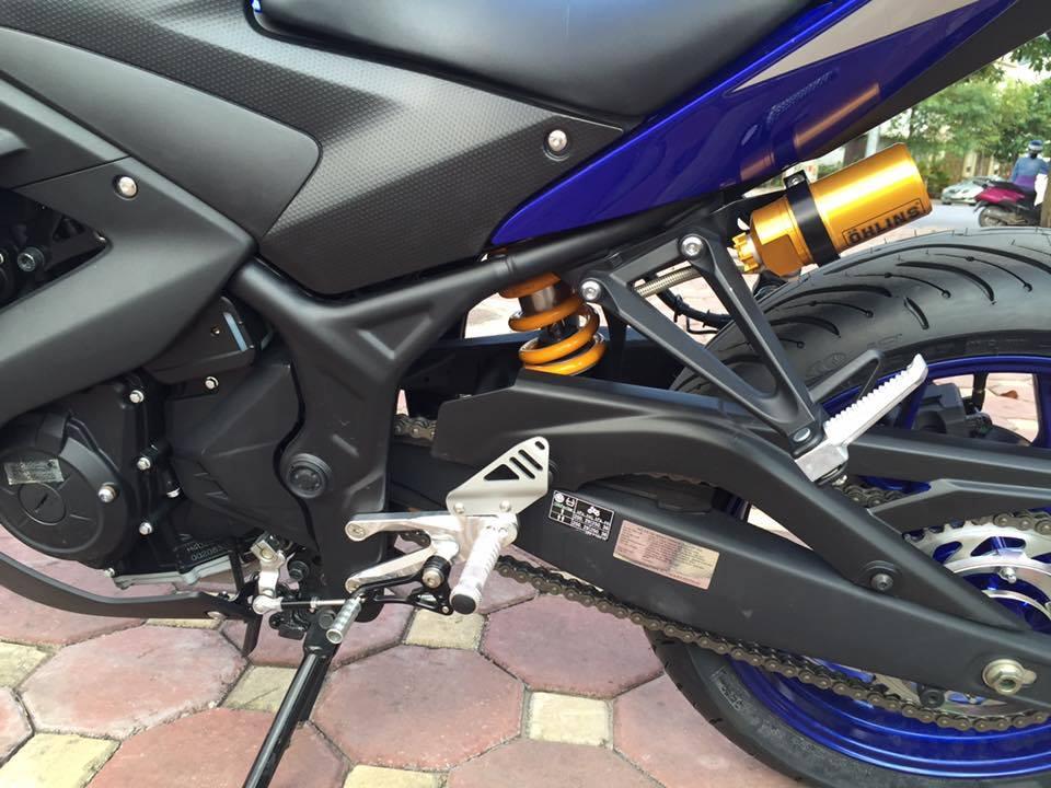 Yamaha R3 do nhe nhung day chat choi cua biker Viet - 5