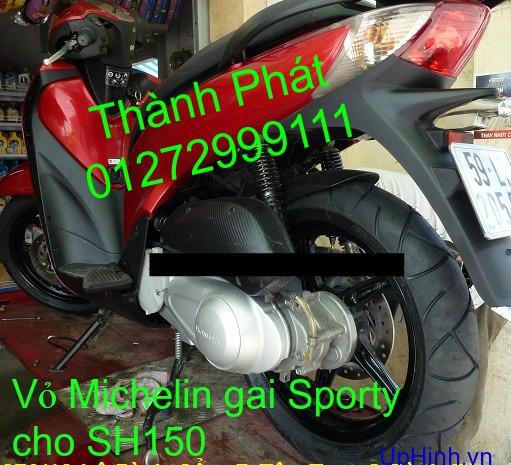 Chuyen Phu tung zin Do choi xe SHi150 2002 2013 Dylan PS - 20