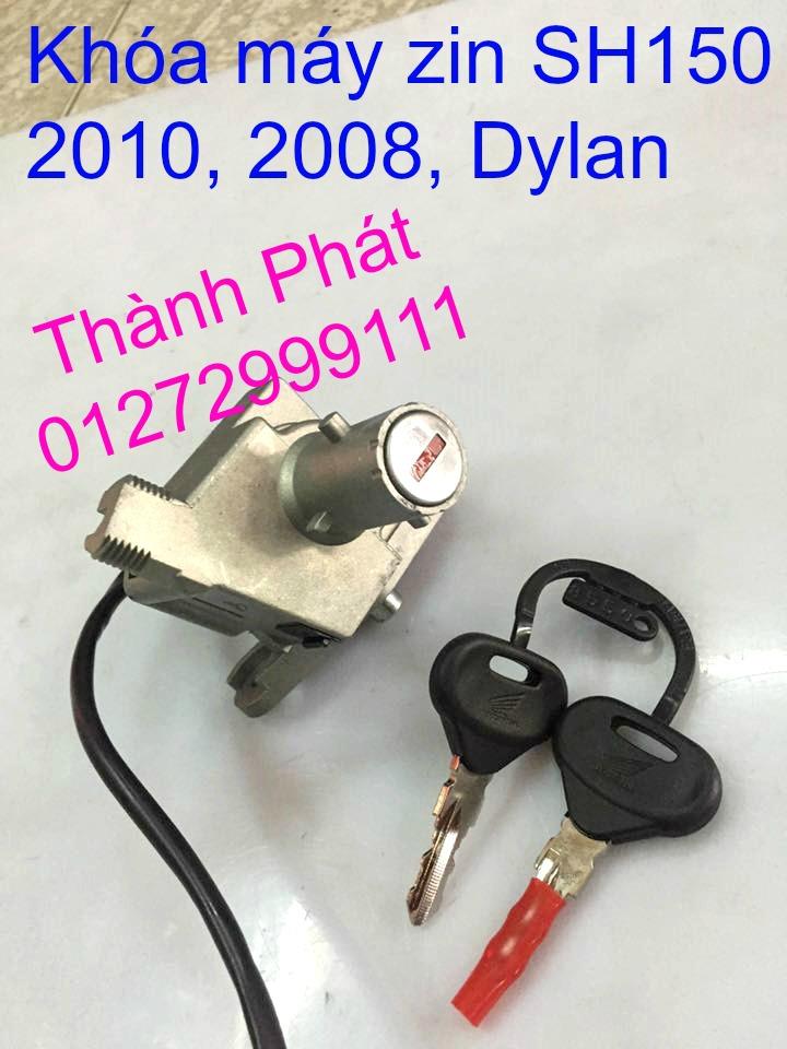 Chuyen Phu tung zin Do choi xe SHi150 2002 2013 Dylan PS - 10