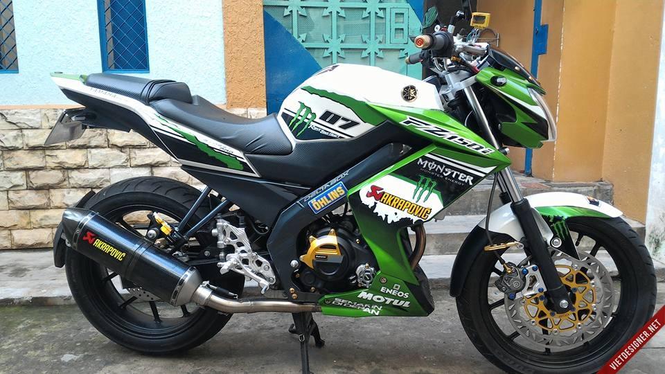 Clip Can canh Yamaha TFX 150 tai dai ly