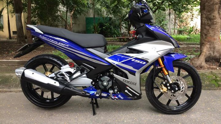 Exciter 150 GP don nhe