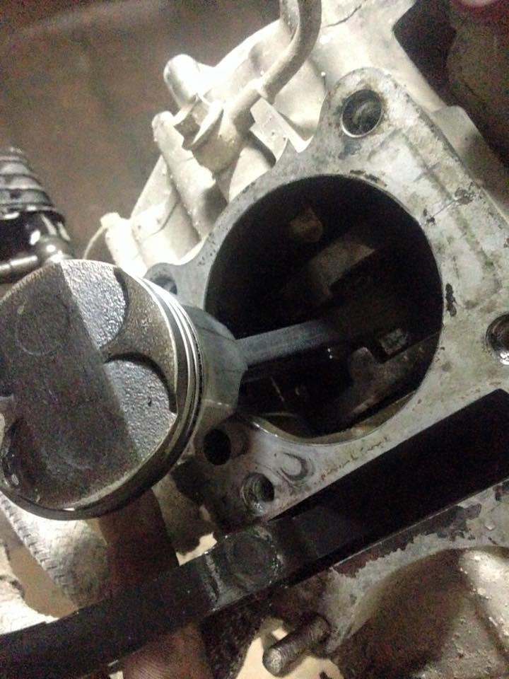 Suzuki FX125 trong cuoc phau thuat nghiem trong - 4