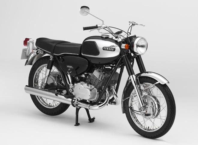 Ten tuoi de che Yamaha duoc tao nen tu nhung mau xe huyen thoai - 6