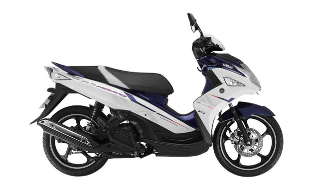 Ten tuoi de che Yamaha duoc tao nen tu nhung mau xe huyen thoai - 10