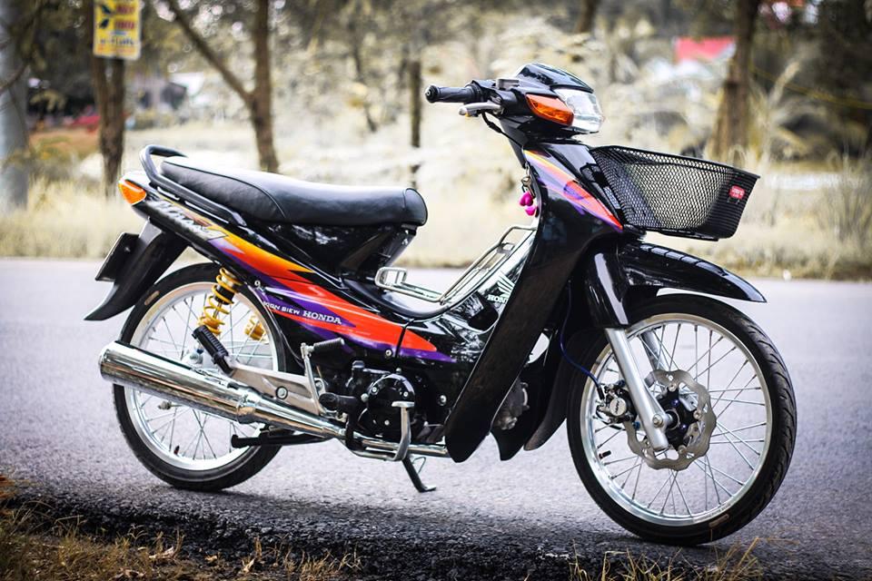 Wave 50cc don nhe di hoc