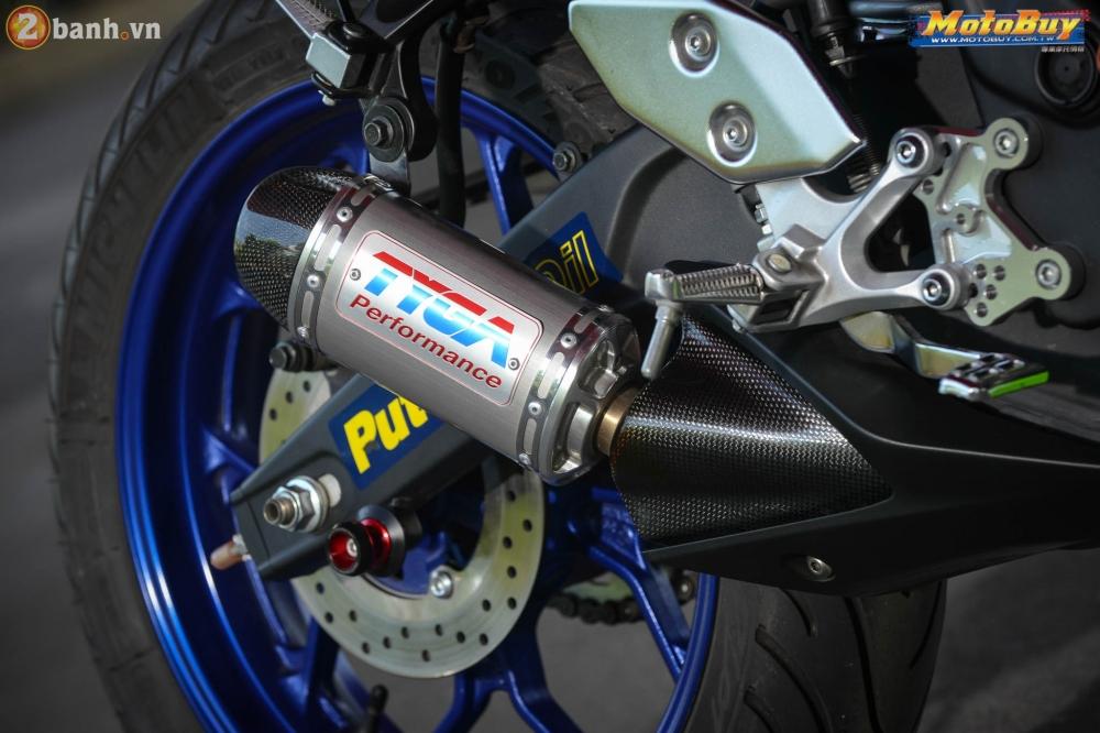 Yamaha R3 sieu chat trong ban do EVA1 den tu xu Dai - 9