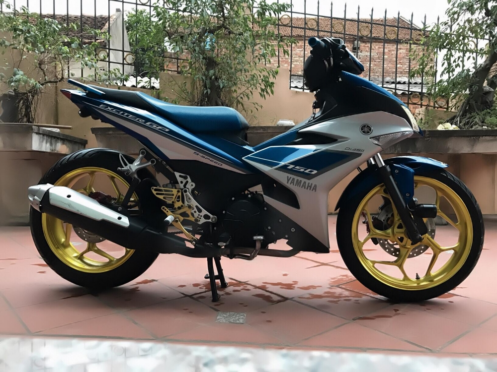 Exciter 150 trong ban do don gian nhung day pha cach - 7