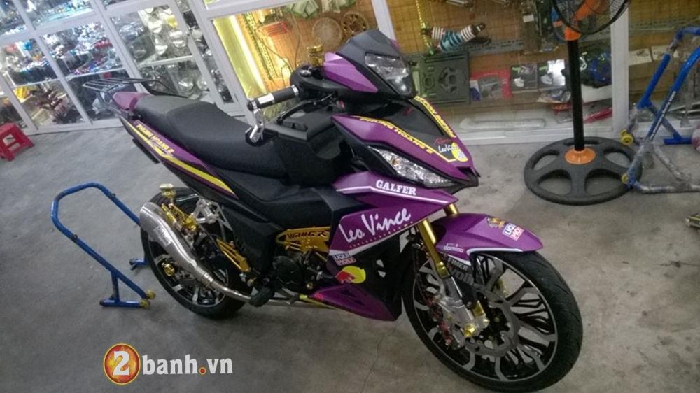Khung nhat Da Nang voi Winner 150 tim thuy chung
