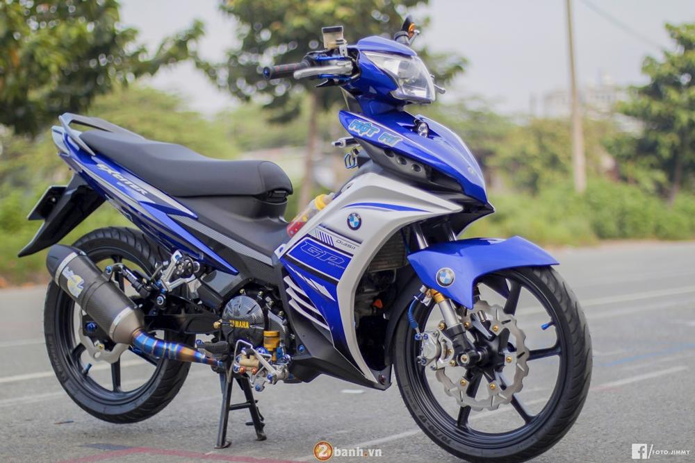 Yamaha Exciter 135 do cuc ki hai nao cua thanh vien CLB Exciter Quang Ngai