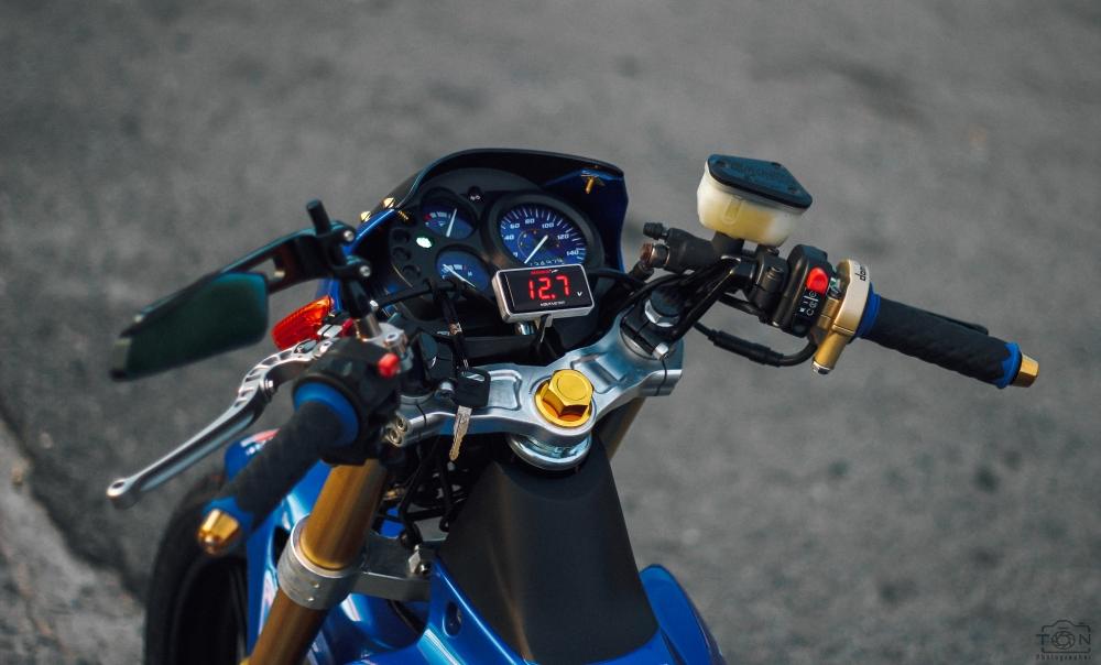 Honda Sonic 125 noi bat voi goi do moi - 7