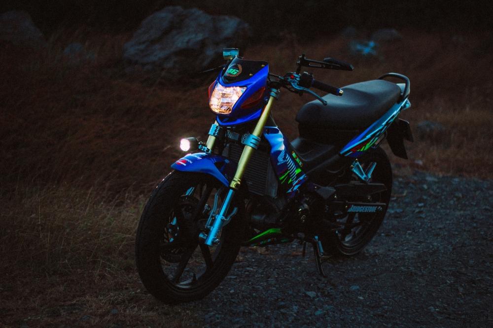 Honda Sonic 125 noi bat voi goi do moi - 9