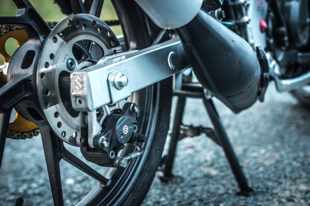 Satria 2000 do day long lay den an tuong cua biker Viet - 7