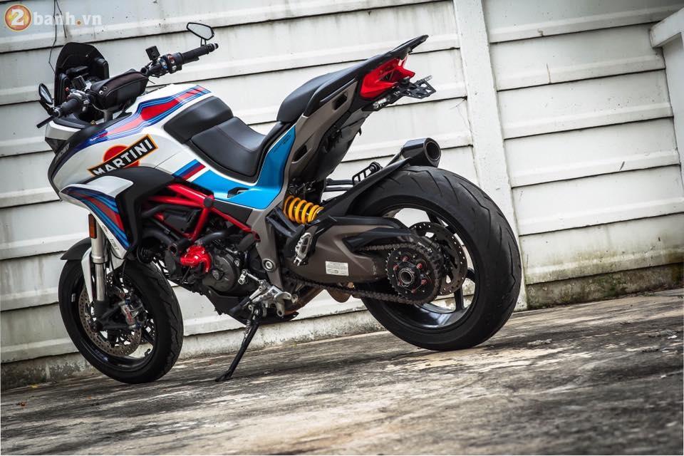 Ducati Multistrada 1200 trong ban do cuc chat va day phong cach cua nguoi Thai - 2