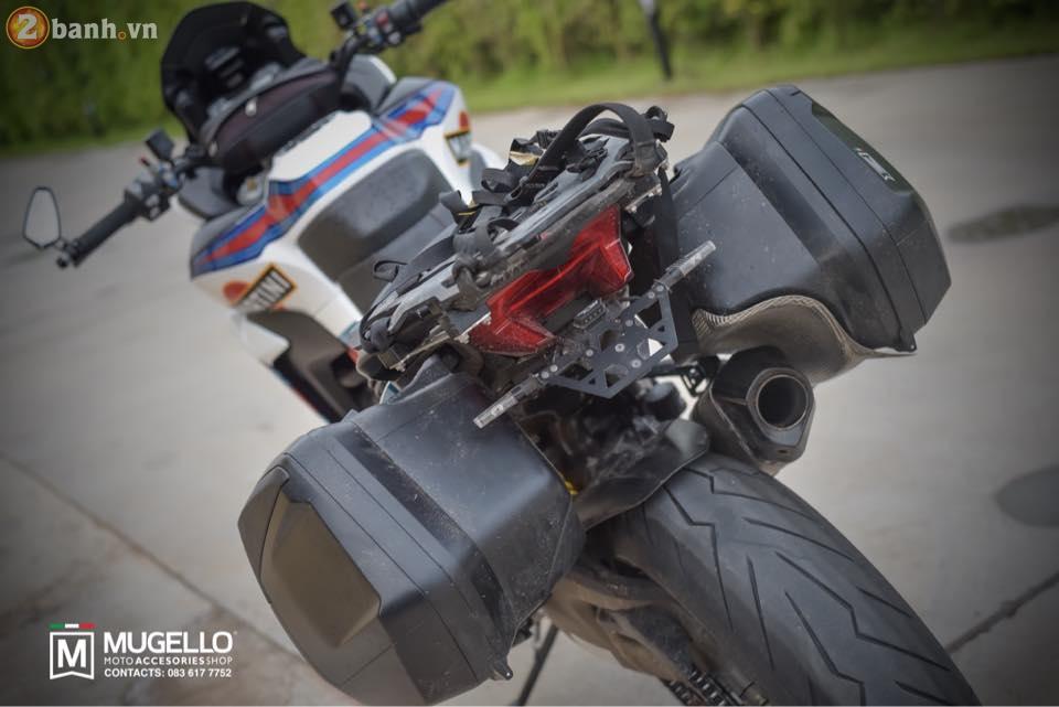 Ducati Multistrada 1200 trong ban do cuc chat va day phong cach cua nguoi Thai - 9