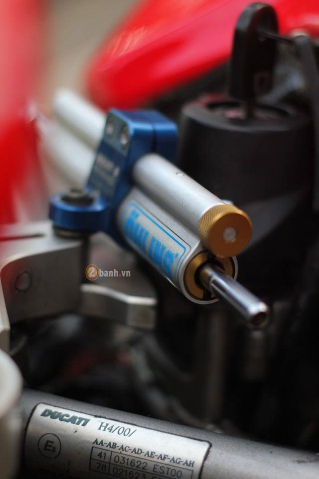 Huyen thoai troi day Ducati 999S trong ban nang cap day an tuong - 7