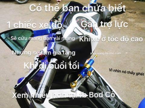 Co the ban chua biet den kien thuc xe may Phan 1