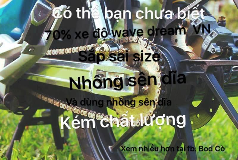 Co the ban chua biet den kien thuc xe may Phan 2