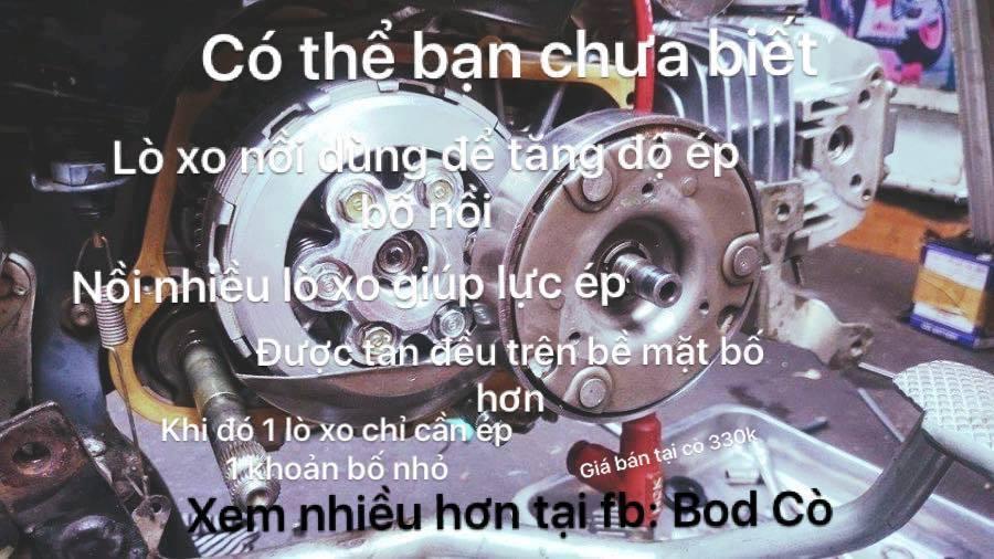 Co the ban chua biet den kien thuc xe may Phan 2 - 2