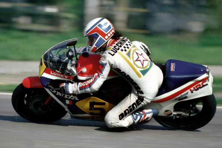 Kenny Roberts Jr va Marco Lucchinelli da duoc trao tang danh hieu cao quy Huyen thoai MotoGP - 2