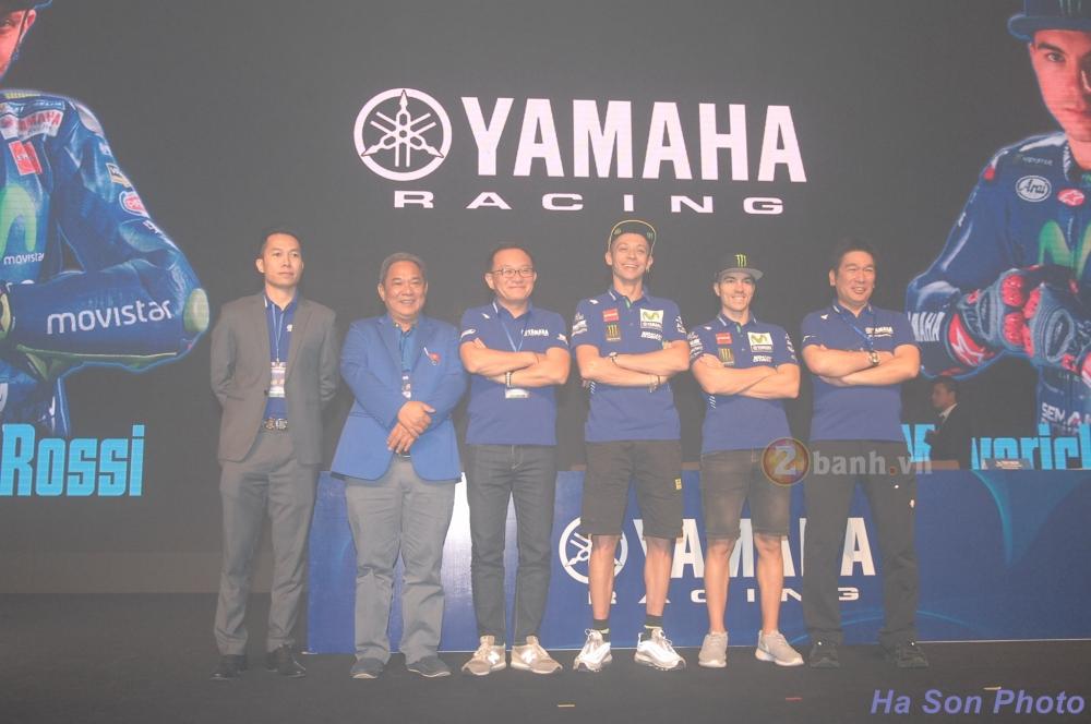 Khan gia Viet da co co hoi giao luu voi hai tay dua cua doi dua Movistar Yamaha MotoGP 2017 - 2