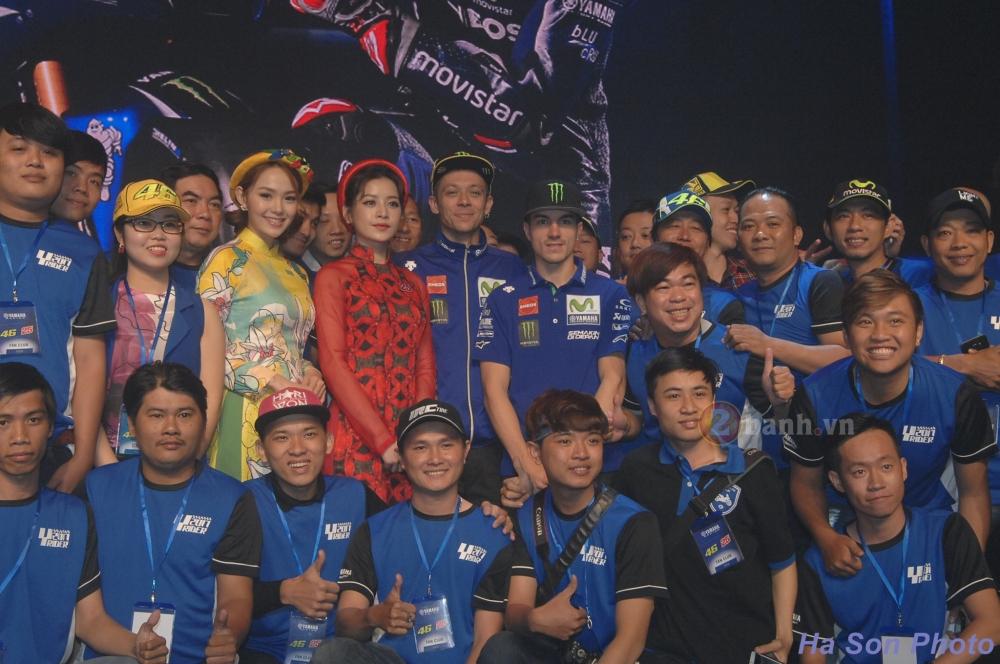 Khan gia Viet da co co hoi giao luu voi hai tay dua cua doi dua Movistar Yamaha MotoGP 2017