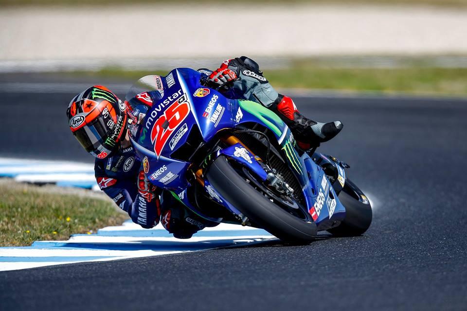 MotoGP Ket qua thu nghiem Phillip Island Day 1