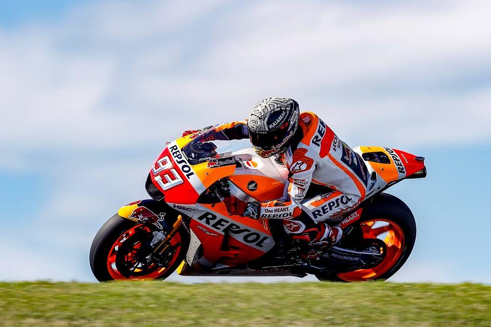 MotoGP Ket qua thu nghiem Phillip Island Day 2