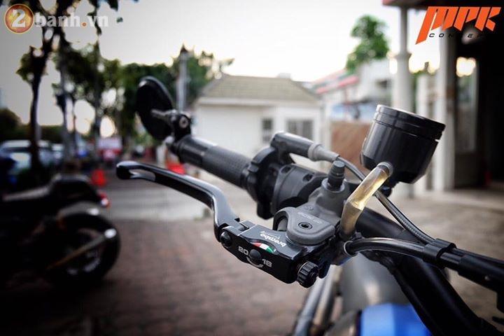 Ducati Scrambler ca tinh hon trong ban do voi phong cach Tracker - 6