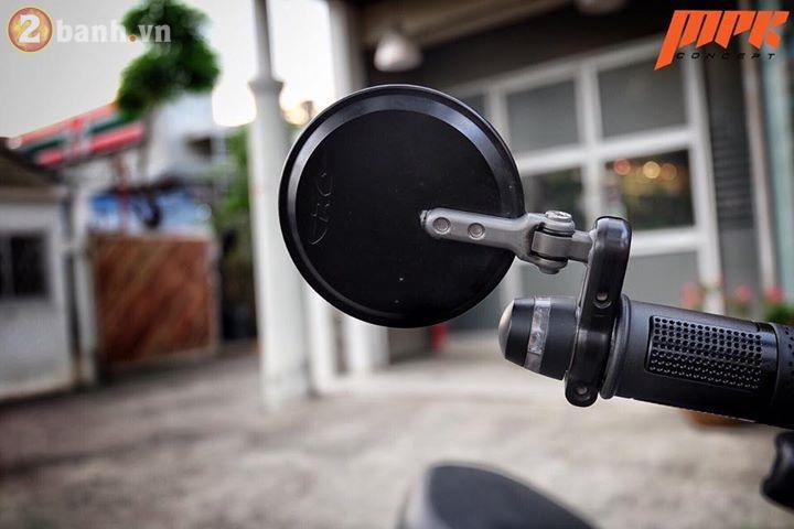 Ducati Scrambler ca tinh hon trong ban do voi phong cach Tracker - 8