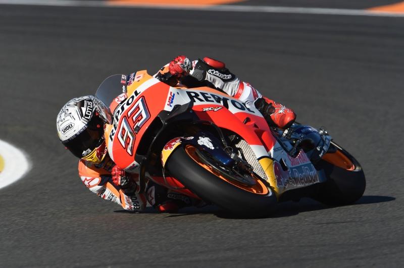 MotoGP Marc Marquez van to ra tu tin truoc hanh trinh bao ve ngoi vuong cua minh
