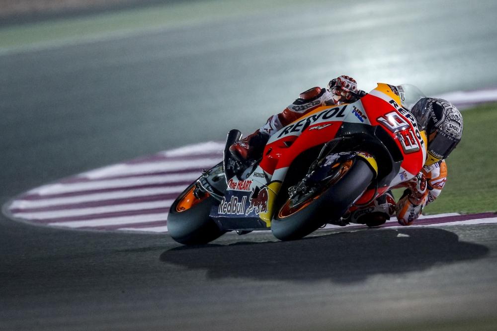 MotoGP Marc Marquez van to ra tu tin truoc hanh trinh bao ve ngoi vuong cua minh - 3
