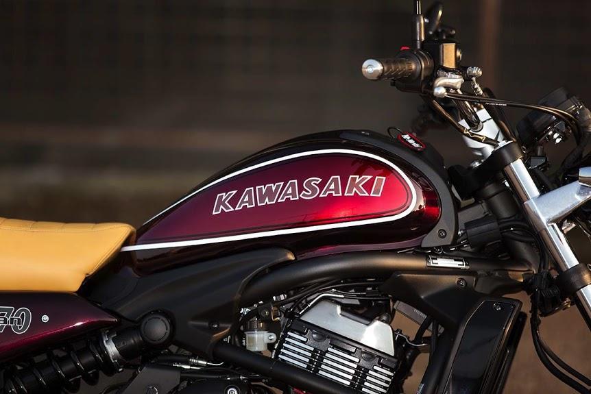 Kawasaki Vulcan Martini mot phien ban gioi han day an tuong - 9