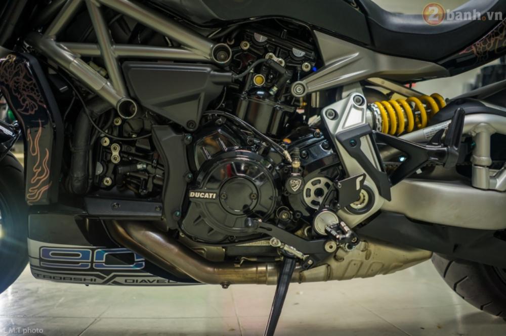 Ducati XDiavel ham ho hon trong ban do Tha Thu Rong Chau A - 6