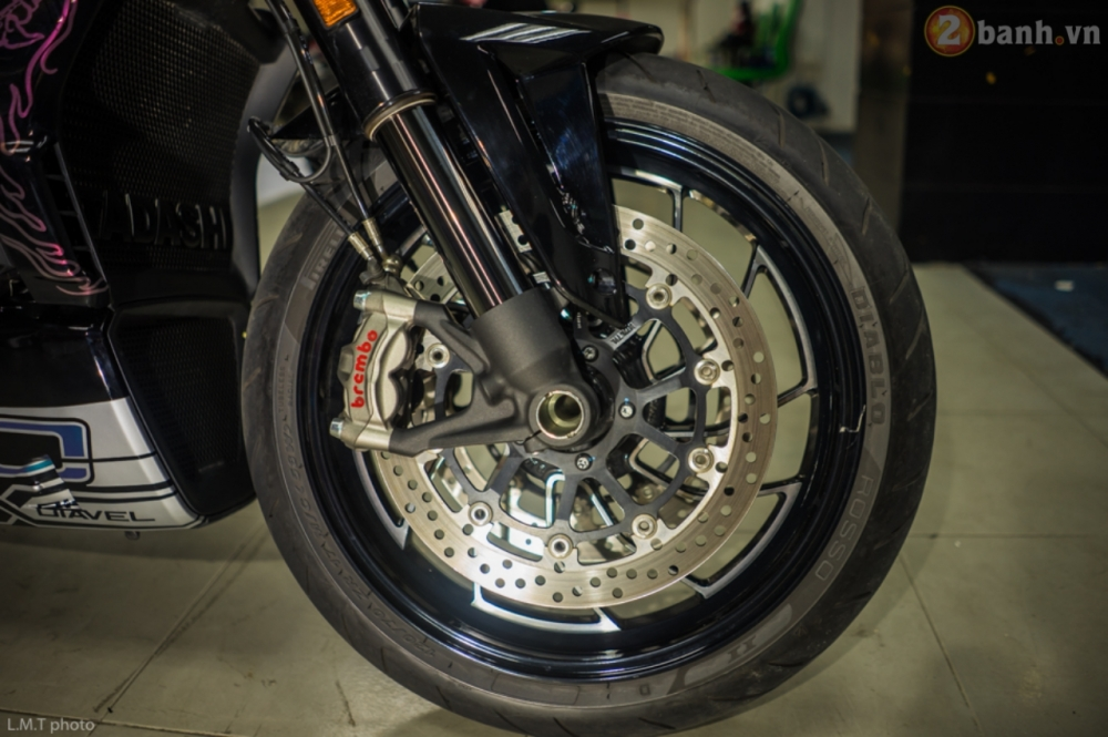Ducati XDiavel ham ho hon trong ban do Tha Thu Rong Chau A - 17